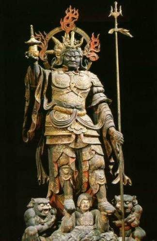 Bishamonten Deity