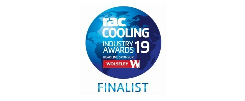RAC Cooling Industry Awards Finalist