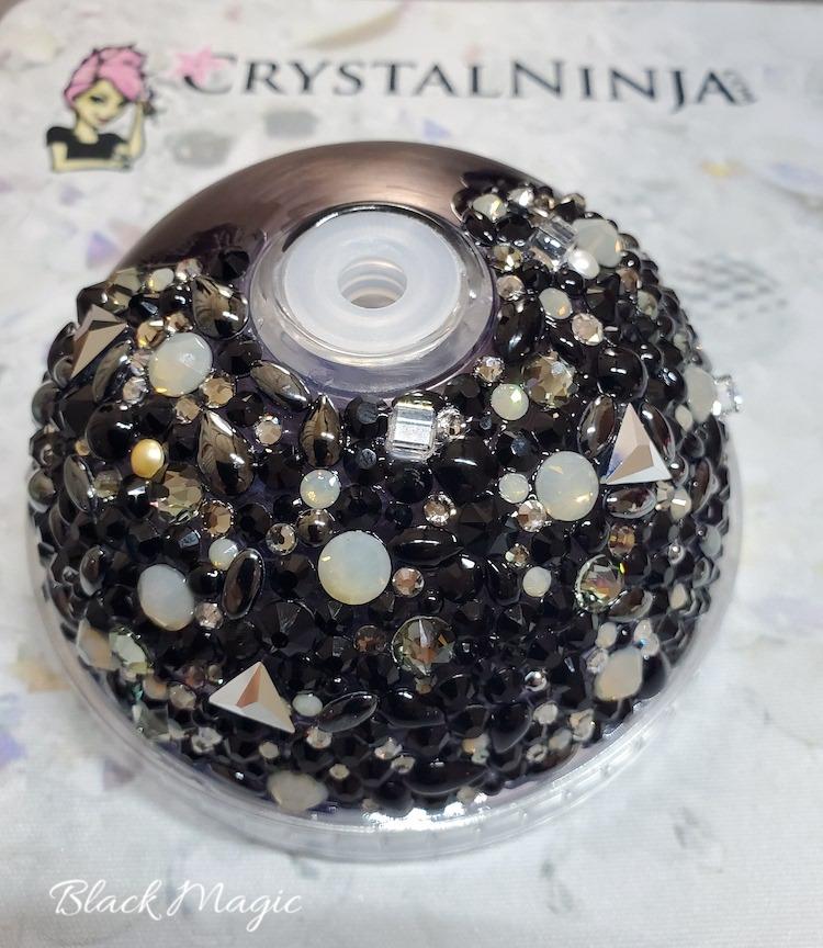 CrystalNinja Black Magic Mix