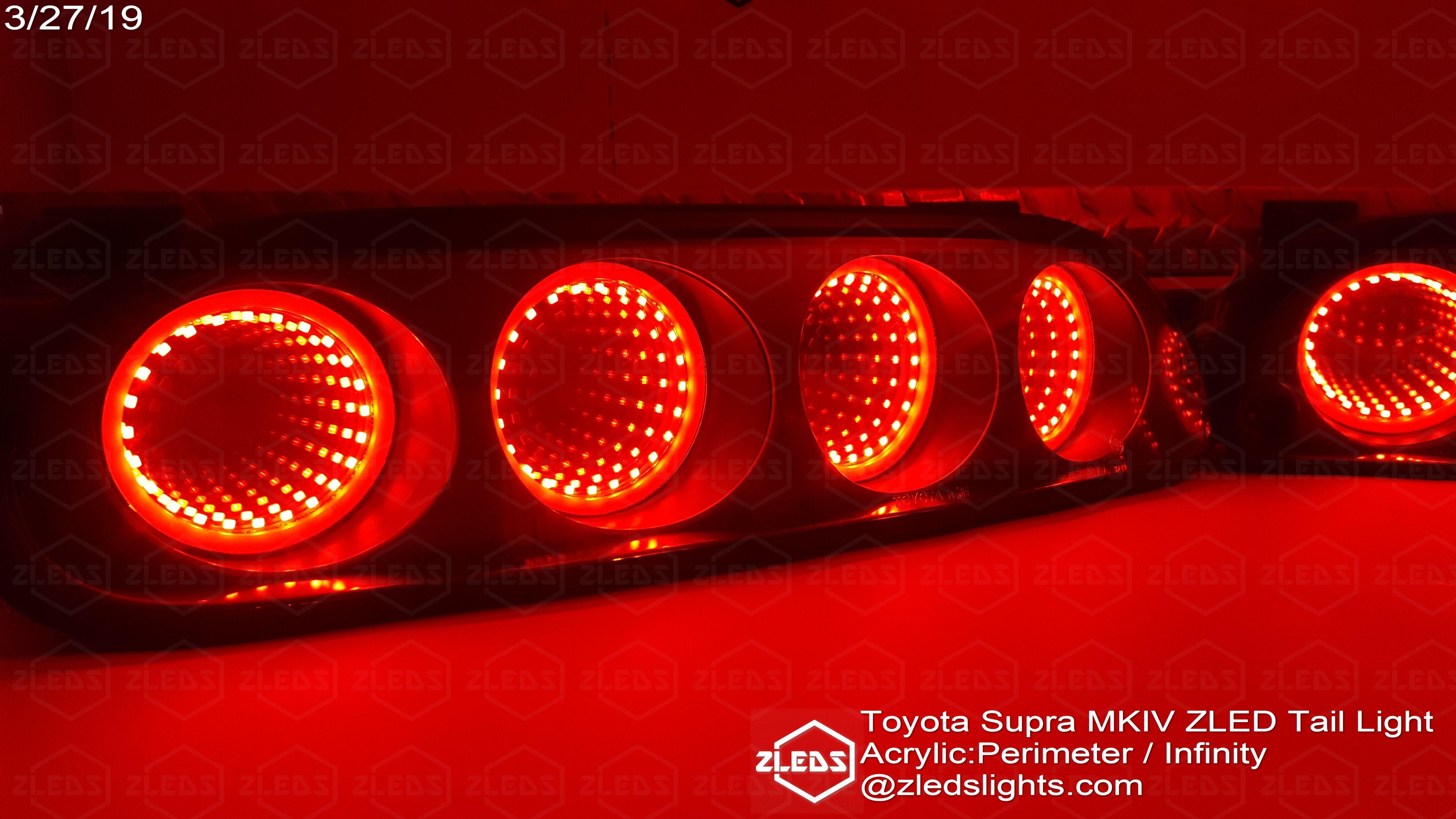 Custom Led Tail Lights Diy