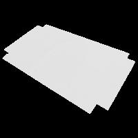Gronddoek op maat van een zandbak XL