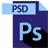 Šablóna v PSD