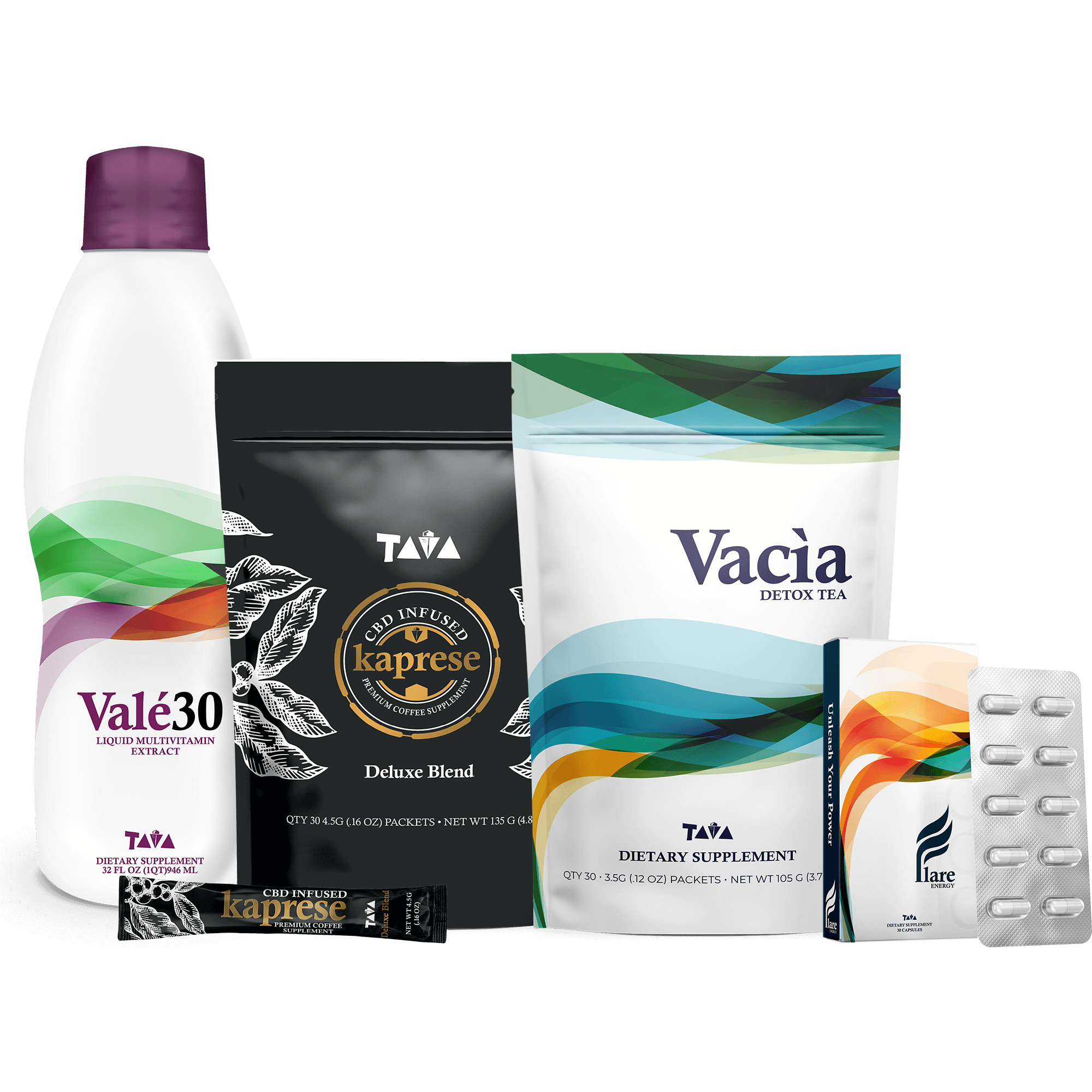 Click Here To Discover The TAVA Lifestyle Products!