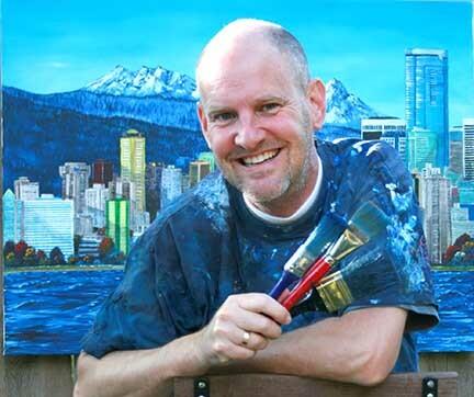 Graham Watts - Landscape Artist