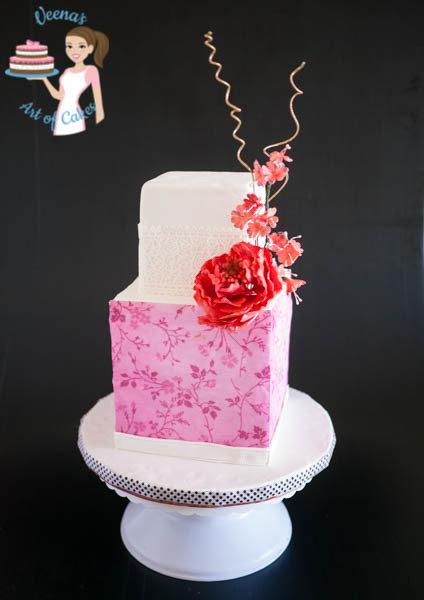 Chocolate Fudge Cake - Fudge Wedding Cake