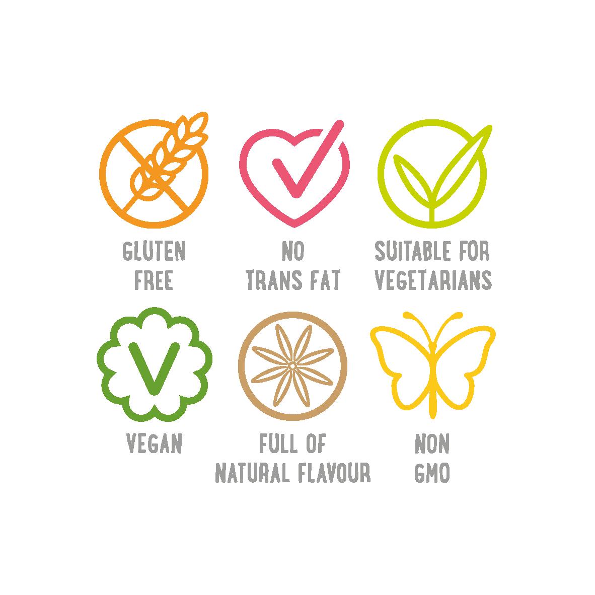 Loro Crisps - Vegan & Glute-Free
