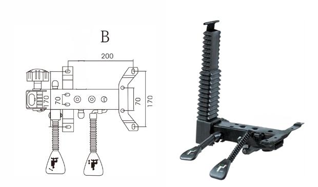 Механизм для компьютерного кресла
