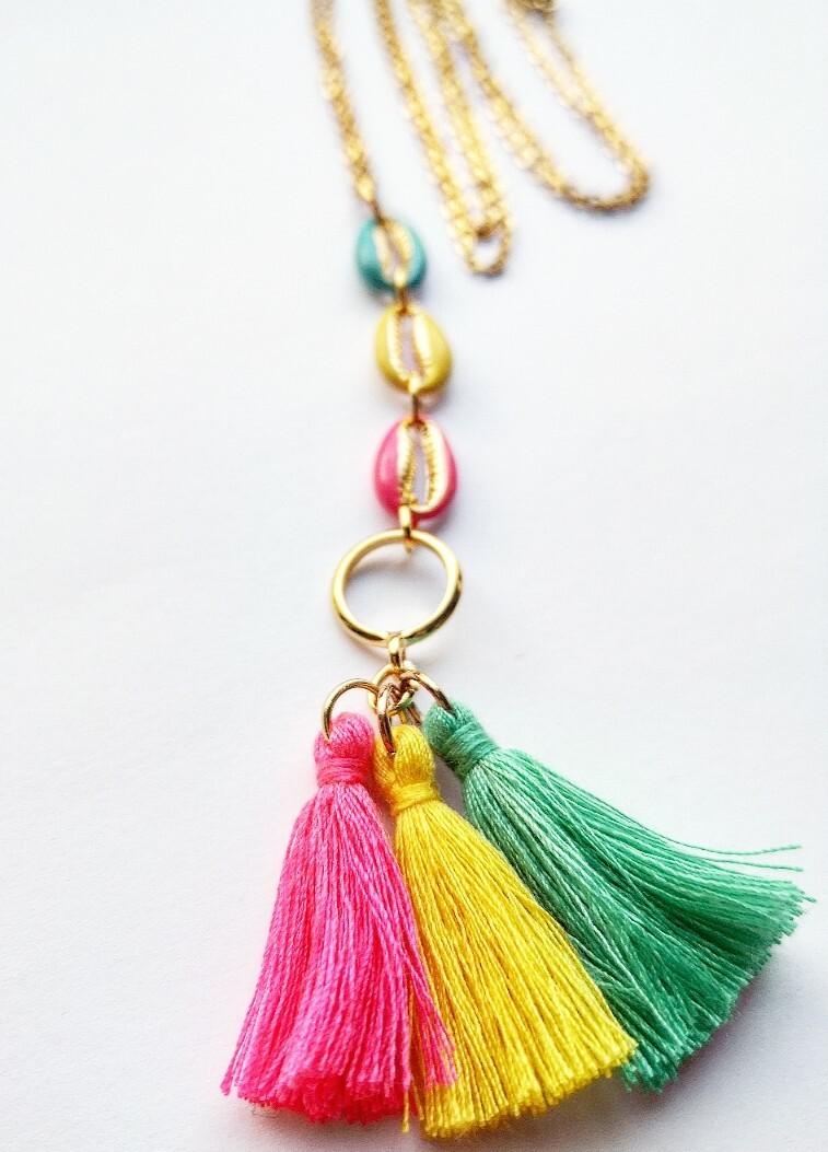 """Necklace """" Aloha"""""""
