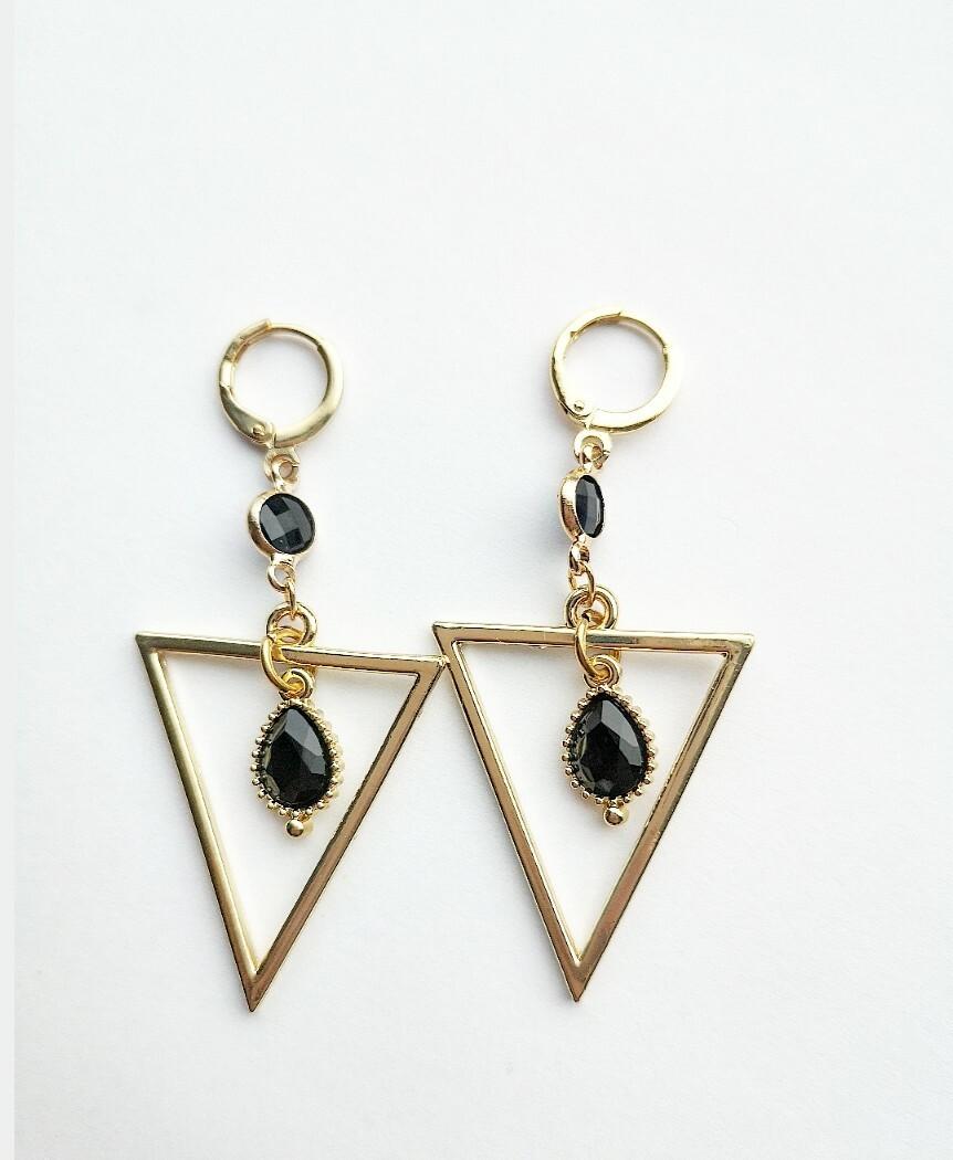 "earrings ""grand soir"""