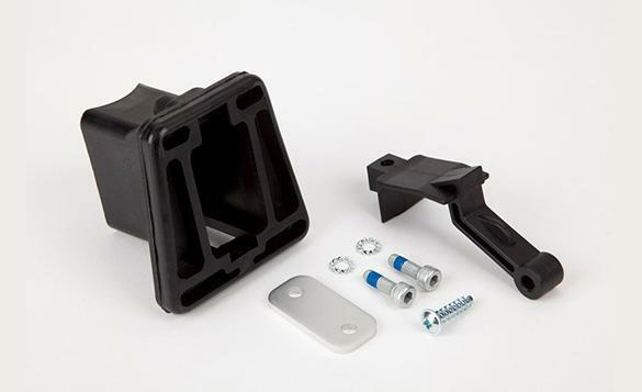 H/&H Brompton Bag Front Carrier Block Adapter CNC machined for CarryMe