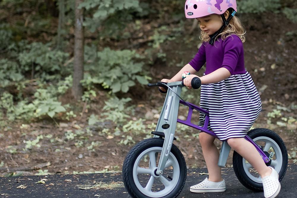 德國 FirstBIKE Balance Bike 兒童平衡單車|街頭版 22579