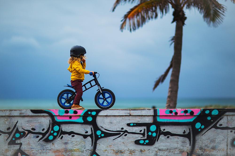 德國 FirstBIKE Balance Bike 兒童平衡單車|限量版 1123