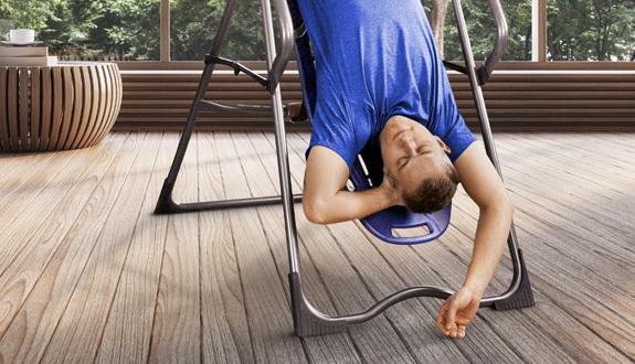 Teeter® EP-960 Inversion Table 牽引倒立機 - 用作伸展脊椎及軟組織,對身體進行牽引的工具
