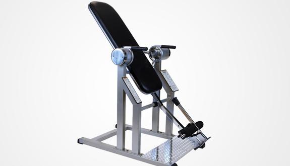 Teeter® Power VI-GL Inversion Table 電動牽引倒立機 - 專為商業用途而設,可承受高使用量環境下運作,安全可靠
