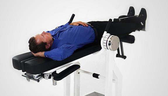 Teeter DFM™ Motorized Inversion Table 電動牽引倒立機 - 屬於醫療級規格的器材,提供專業醫療服務機構或人仕而設