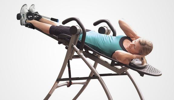 Teeter® Contour L5 Inversion Table 牽引倒立機 - 用作伸展脊椎及軟組織,對身體進行牽引的工具