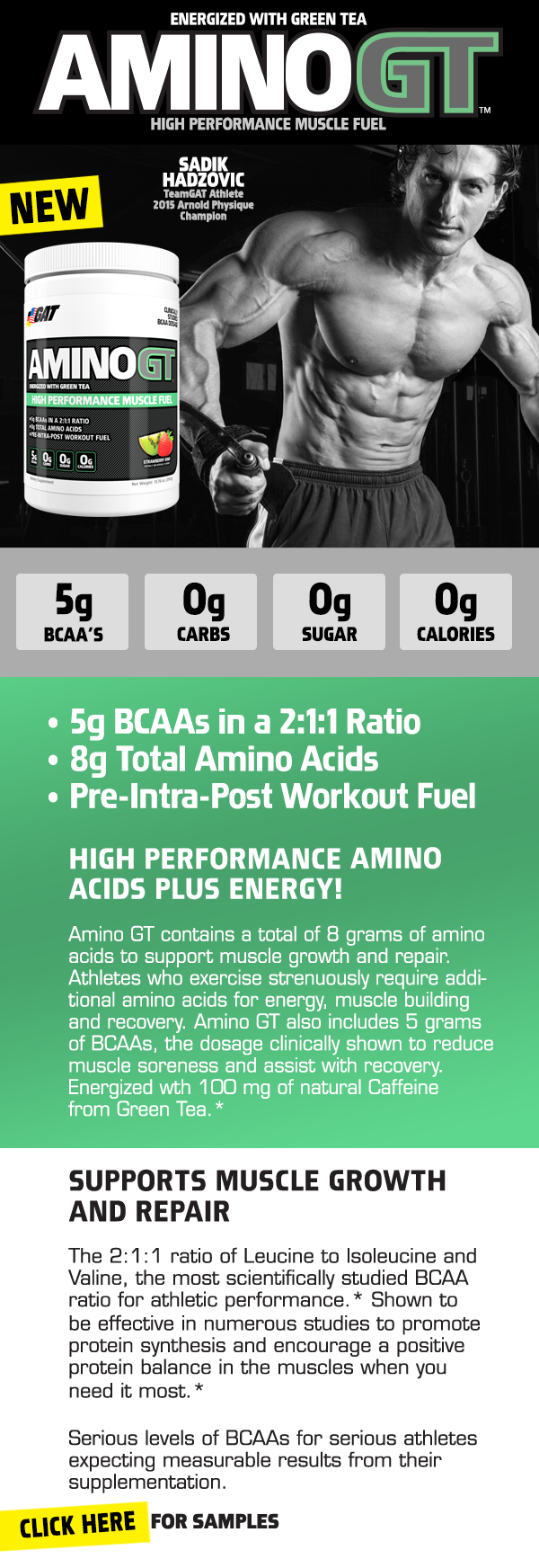 muscle growth with amino acids top products studies