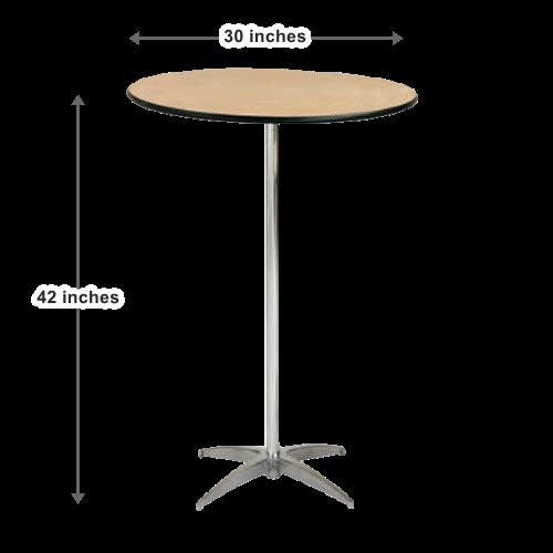 highboy cocktail table rentals 30 round highboy table rh bigblueskyparty com round table rentals near me round table rentals el paso tx