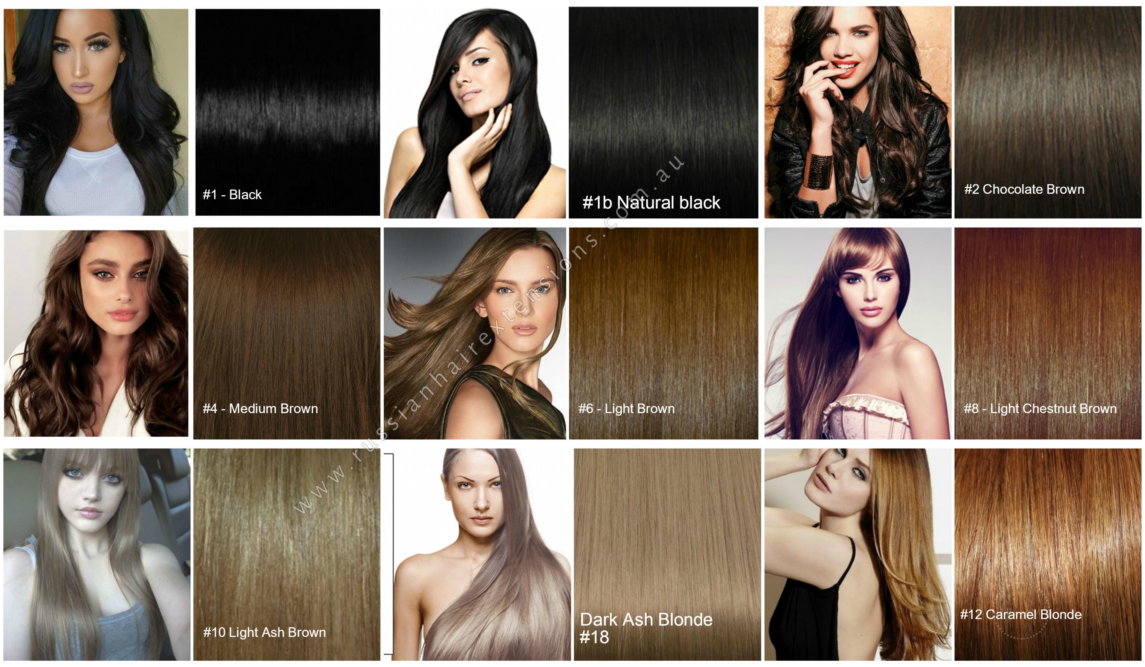 Flip in hair extensions brisbane