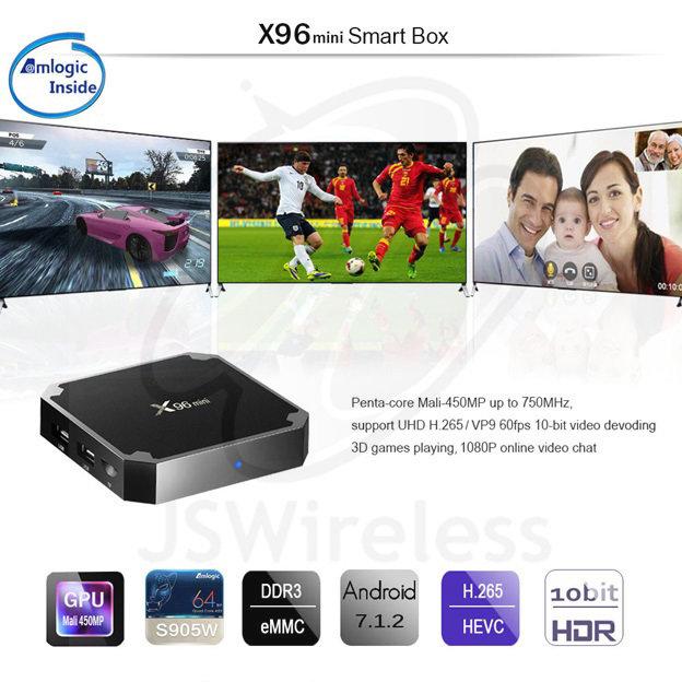 X96 Mini Smart Box