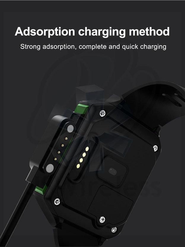 Adsorption Charging Method
