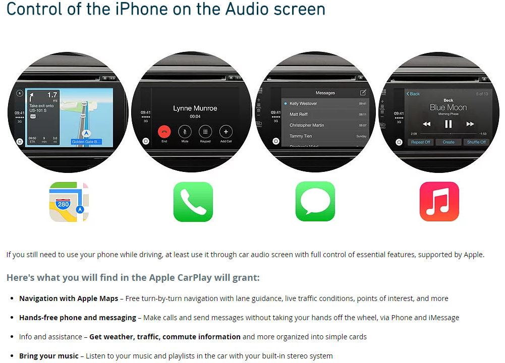upgrade your mercedes benz ntg 4 audio with apple carplay