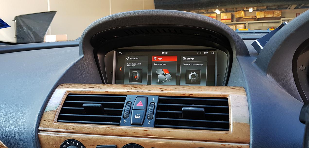 BMW E90 3 Series iDrive CIC 8 8