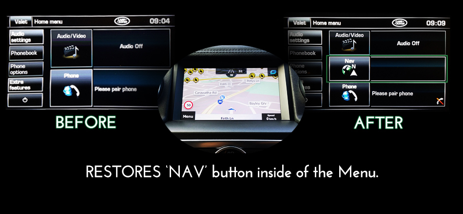 range rover evoque oem gps navigation unlock latest gps map upgrade kit sat nav ebay. Black Bedroom Furniture Sets. Home Design Ideas