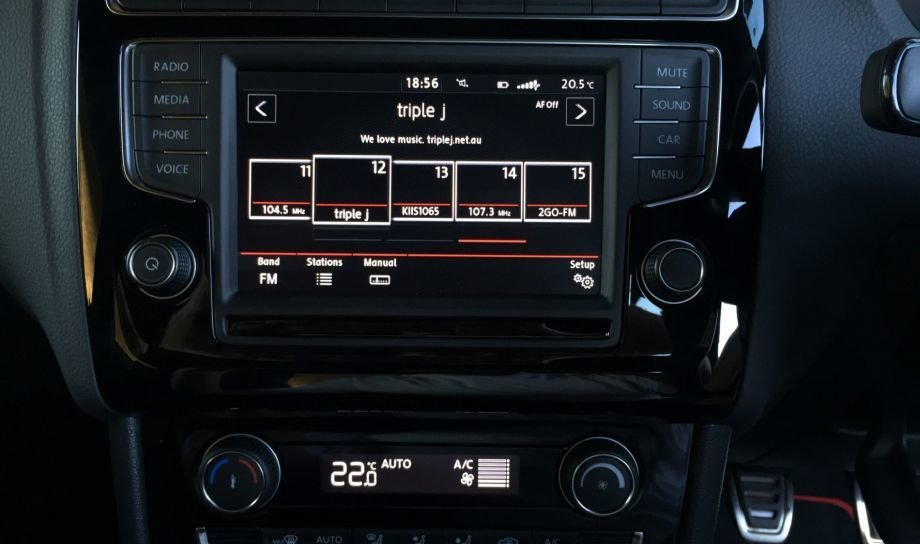 [2014 - Current] Volkswagen Polo 6C - Composition Media Audio Add-on GPS  Navigation upgrade system