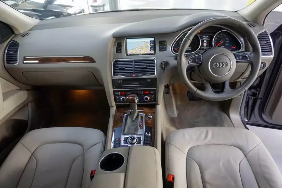 Touch Android Auto & Apple CarPlay for Audi A6 C6 Series - for 2009 to 2010  with 3G MMi audio