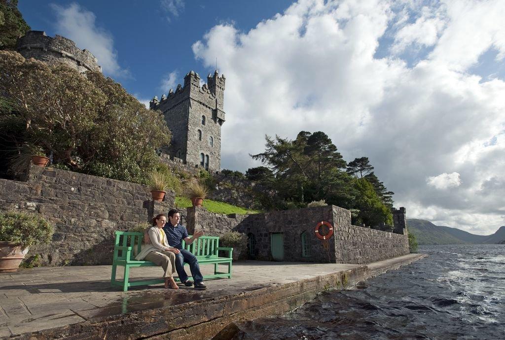 Glenveagh. Donegal