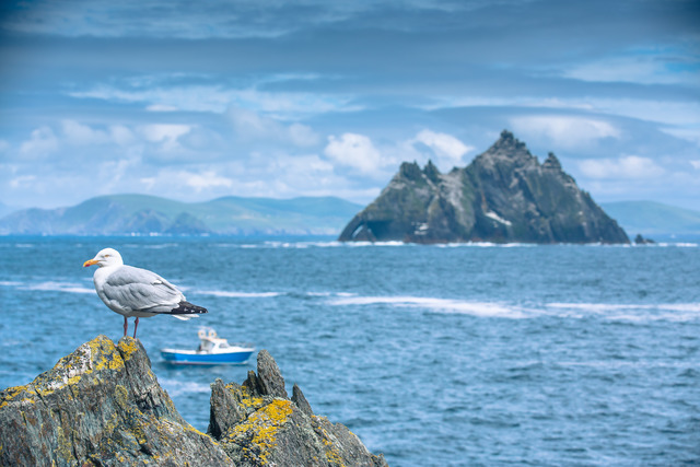 Skellig Michael, Kerry