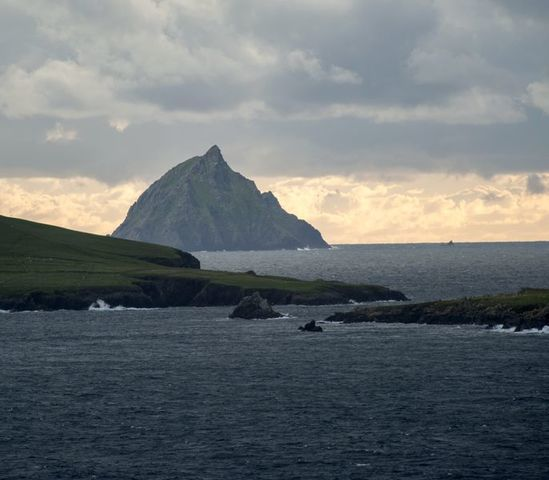 Skellig Rock. Co Kerry