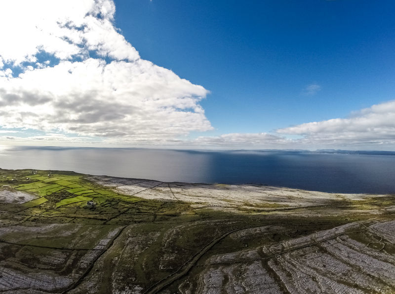 The Burren. Ireland