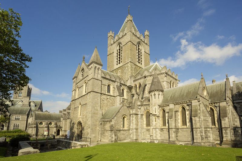 Christ Church Cathedral. Dublin. Ireland