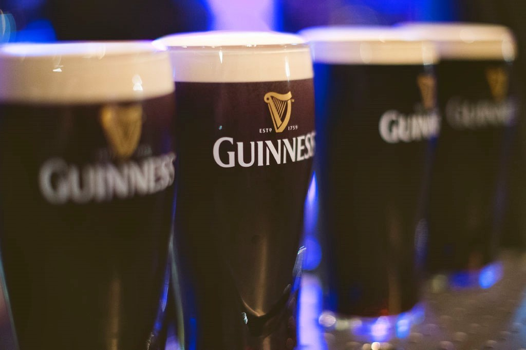An Irish Institution & Pastime, Guinness