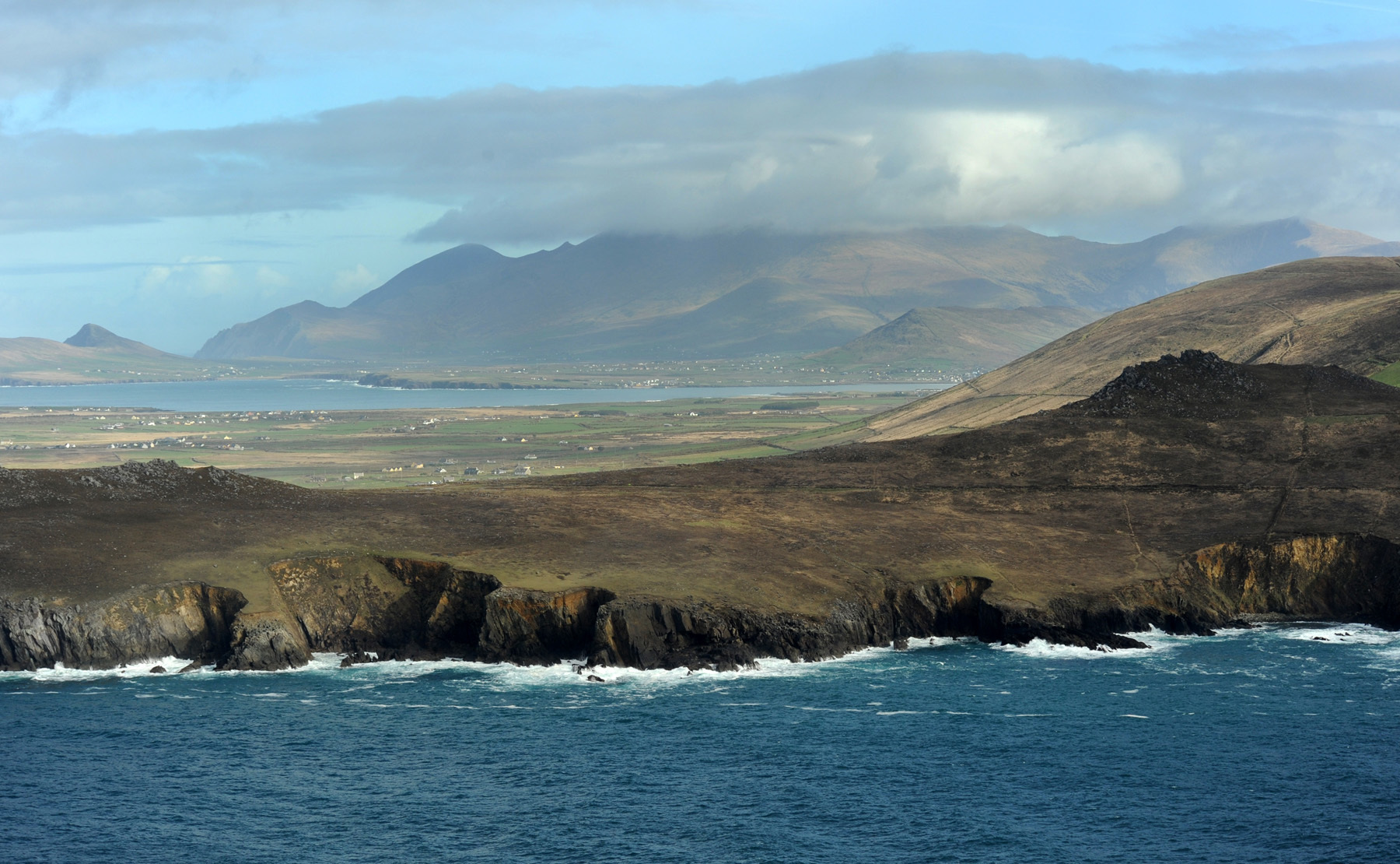 The Great Blasket Island.Dingle, Ireland