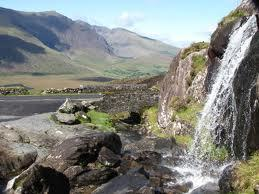 Conor Pass. Dingle Peninsula. Ireland
