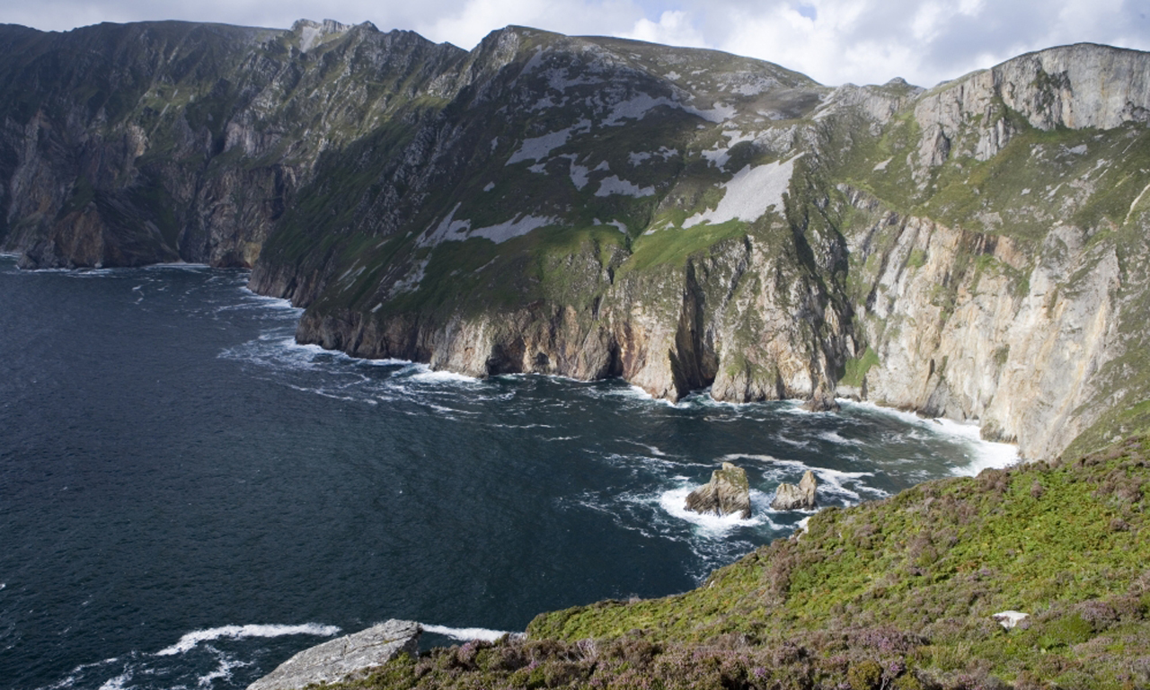 Sliabh League, Donegal. Ireland