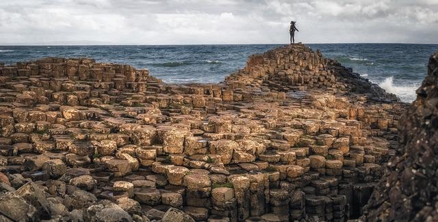 Giant's Causeway. Ireland
