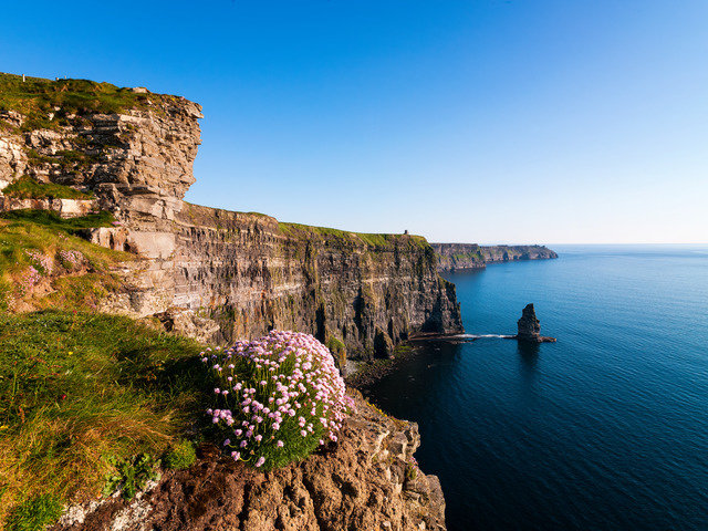 Cliffs of Moher. Co Clare. Ireland