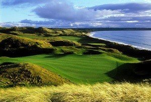 Ballybunnion Golf Course Video