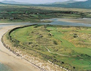 Waterville Golf Links Video