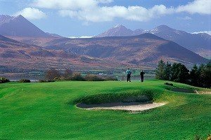 Killarney Golf & Fishing Video