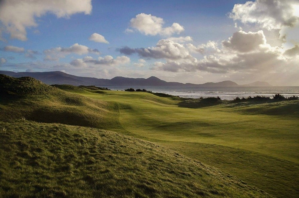 Waterville Links Course Video