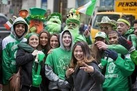 Patrick'd Day Celebrations