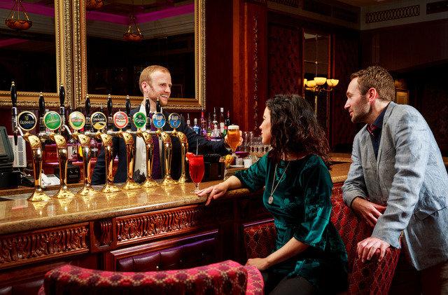 Hotel Pub. Ireland