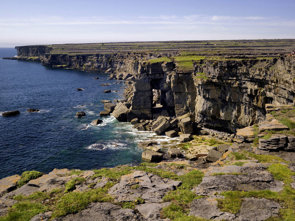 Inish Mann, The Aran Islands. Ireland
