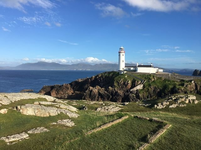 Wild Atlantic Way Lighthouse