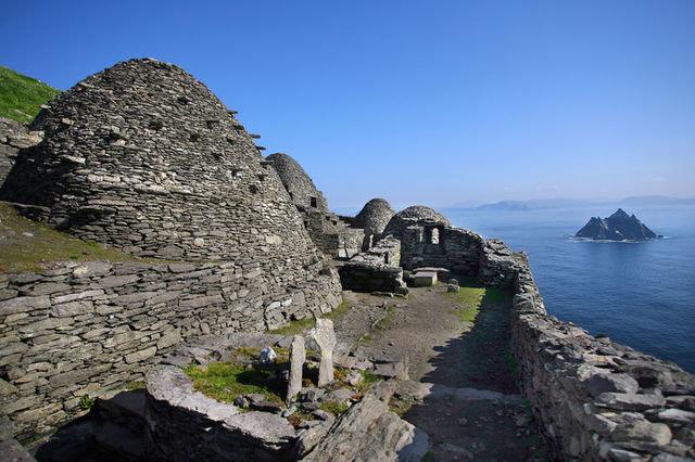 The Last Jedi .Skellig Island